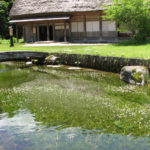 Nakano Yoshimori House in Summer